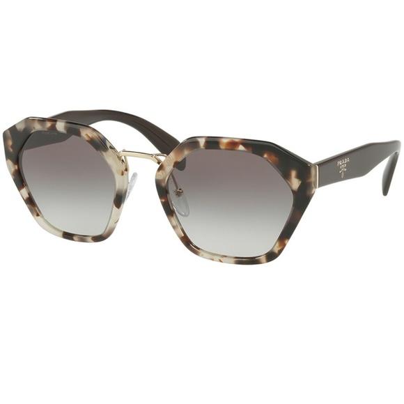 14afb27054a2 Prada Accessories | Sunglasses Grey Gradient Lens | Poshmark